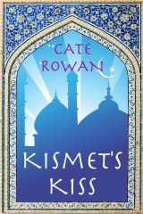 Original cover of Kismet's Kiss