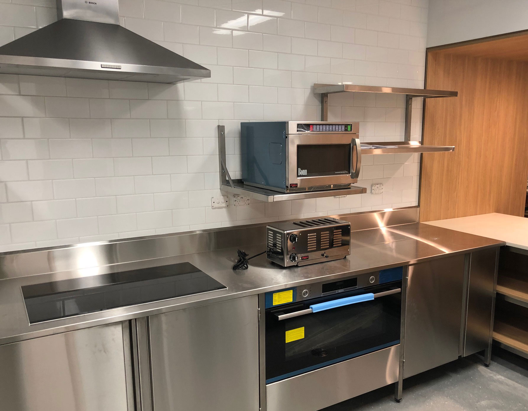 Commercial Kitchens  Appliances  CaterSafe