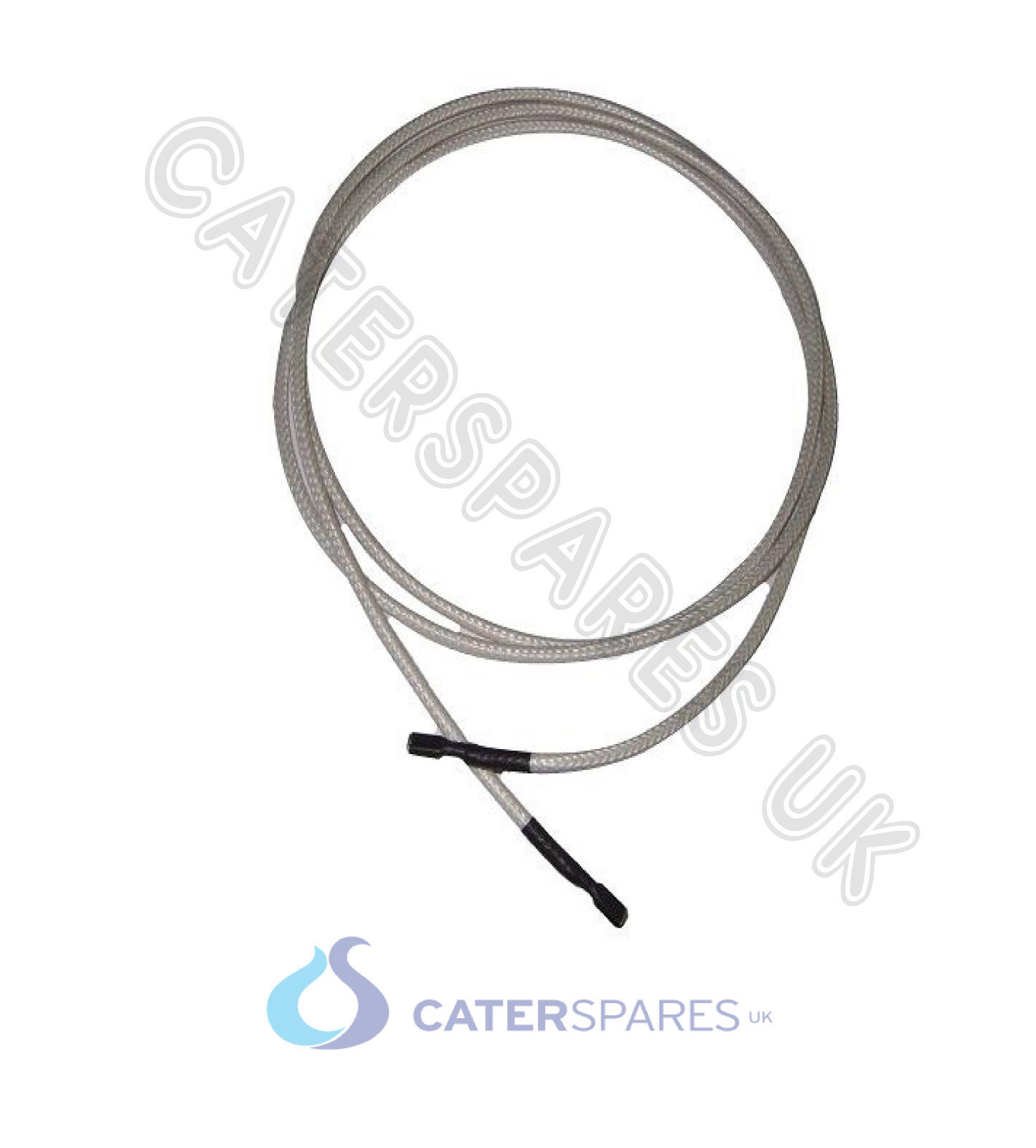 high temperature ht lead push fit spade 2 8mm connector 1
