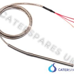 3 Wire Club Car Golf Cart 4 Battery Wiring Diagram Pt100 Thermocouple High Temperature Probe 1500mm