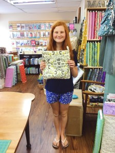 Sew Cool School: Ages 10 to 13 @ Cate's Sew Modern