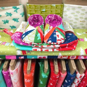 Snappy Slippers & Travel Bag Workshop @ Cate's Sew Modern