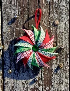 Pinwheel Christmas Ornament Workshop @ Cate's Sew Modern