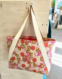 Uptown Tote Workshop @ Cate's Sew Modern
