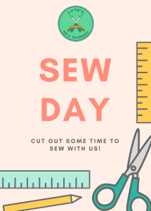 Sew Day @ Cate's Sew Modern