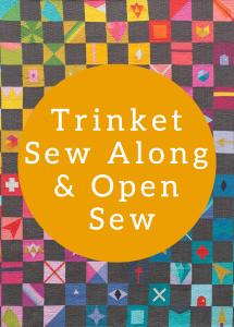 Trinket Sew Along & Open Sew @ Cate's Sew Modern
