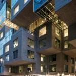 MVRDV completes bank headquarters in Oslo