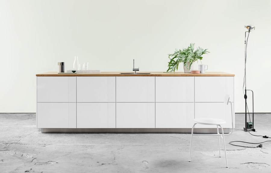 Reform kitchen designed by Henning Larsen Architects