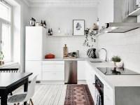 I wish I lived here: 3 Scandi kitchens - catesthill.com