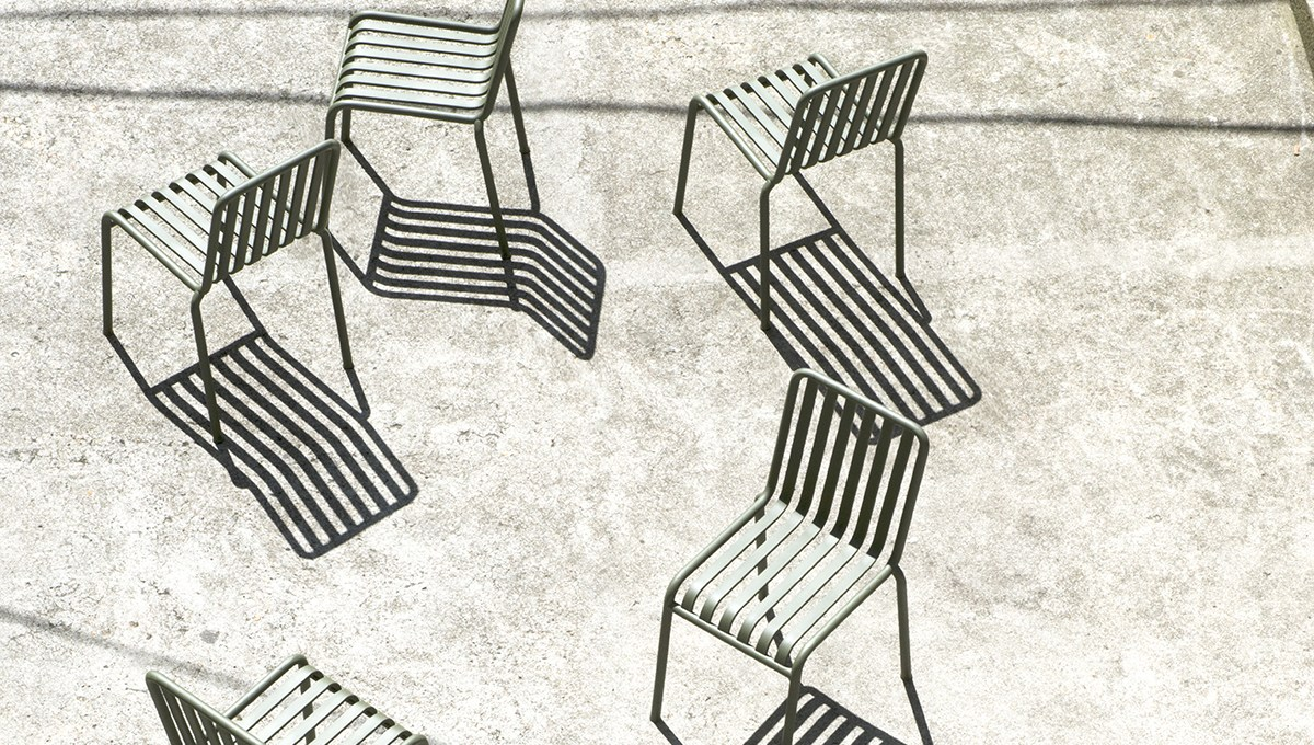 Palissade collection by the Bouroullec brothers