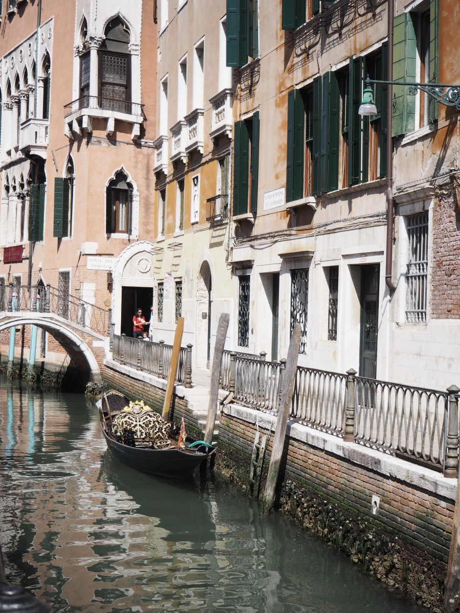 A weekend in Venice
