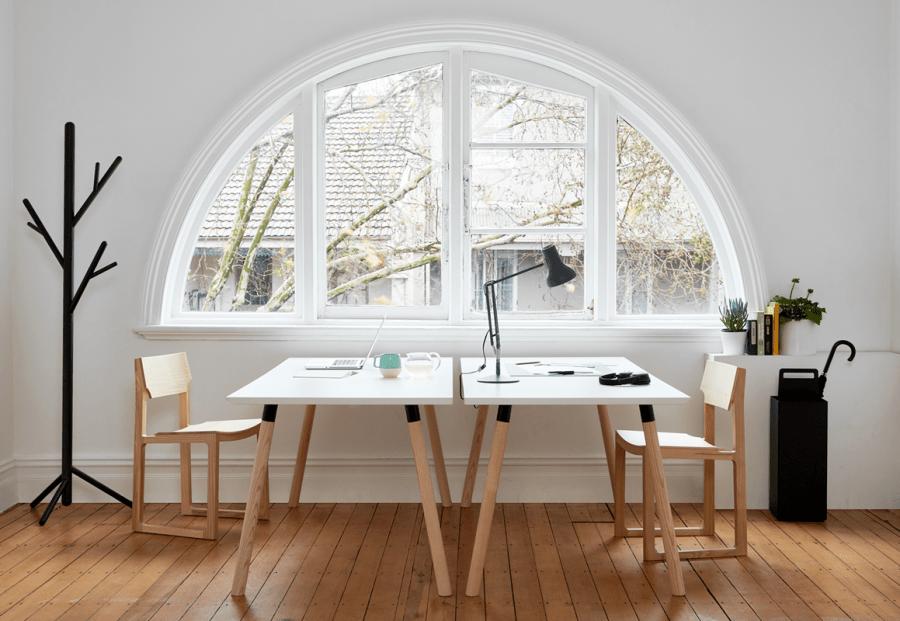 Partridge Desk by DesignByThem