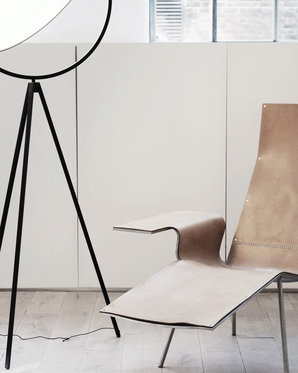Bare Minimalism at viaduct furniture, image: Cate St Hill