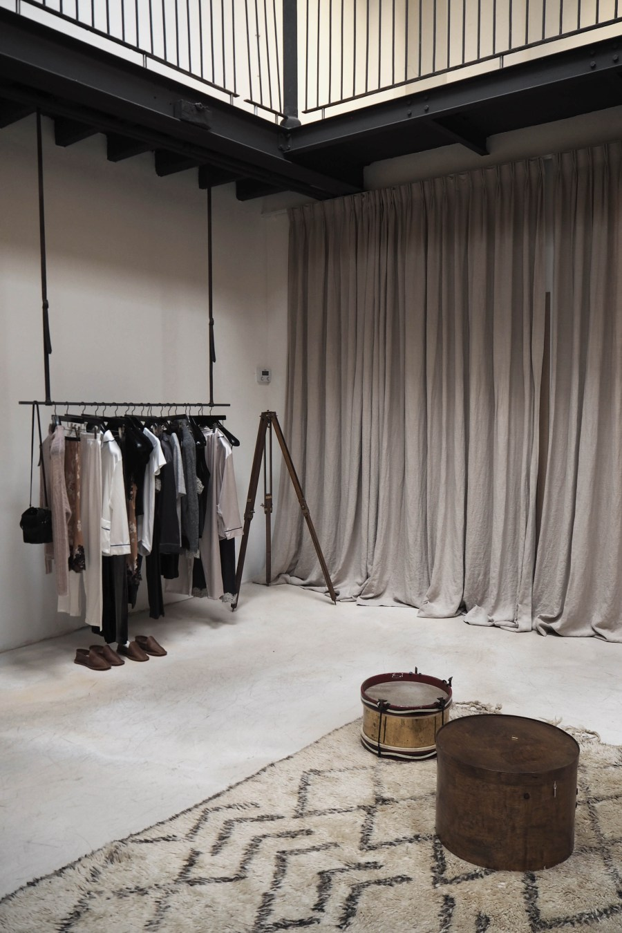 St Vincents concept store, Antwerp