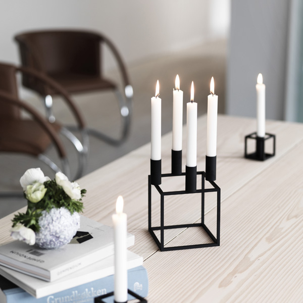 by Lassen's Kubus candleholder, image courtesy: by Lassen