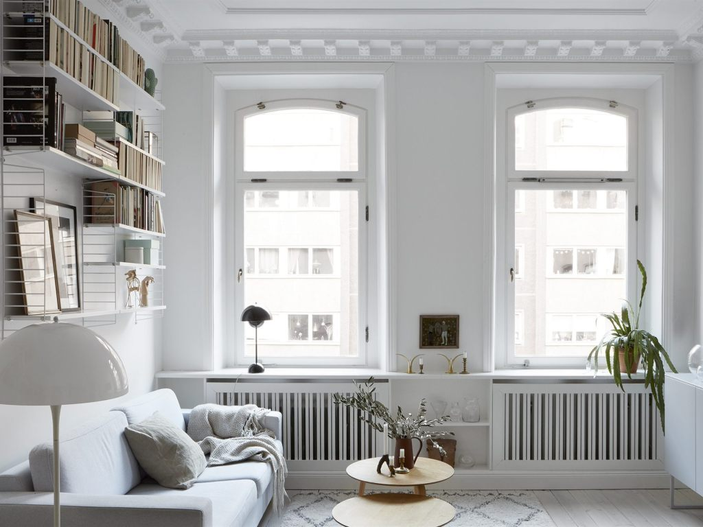 I wish I lived here: a bright, pared-back home