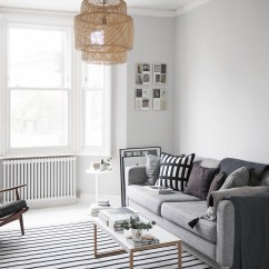 Pictures Of Light Grey Living Rooms Ivory Room Furniture My Scandi Style Makeover Painted White Floors And House Refurb Renovation Project Before After