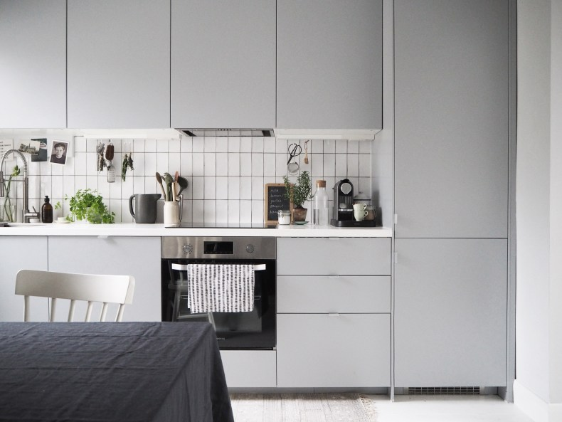 cate st hill IKEA kitchen makeover before and after