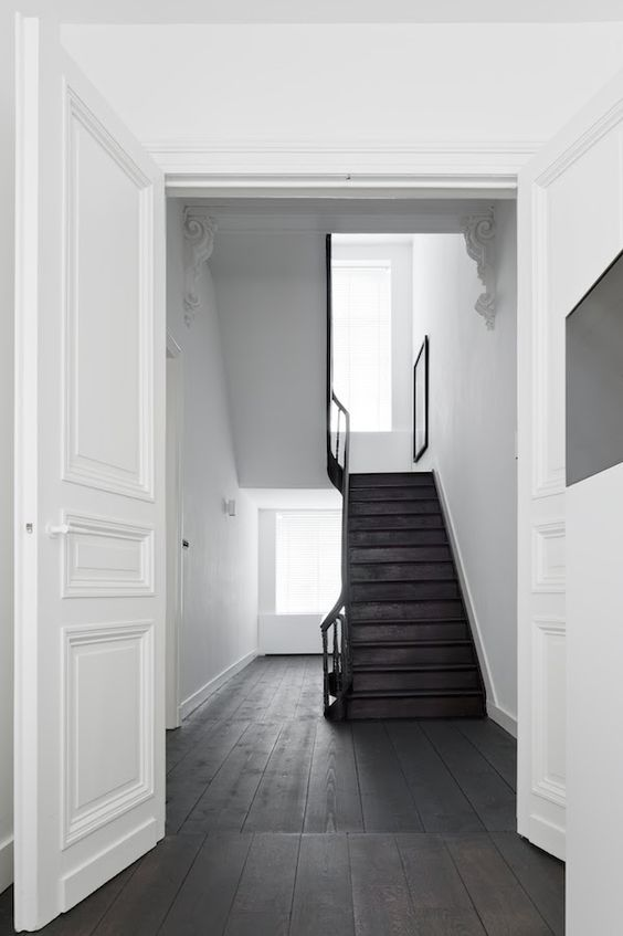 Hallway lighting - lighting alcoves and bookshelves - tips for choosing LED lighting - John Cullen