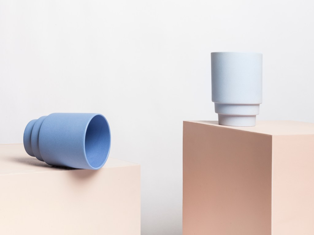 Monday Cups - ceramics by Studio Lilesadi