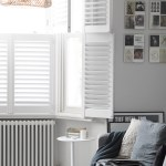 Wooden Window Shutters From Hillarys Light Living Room
