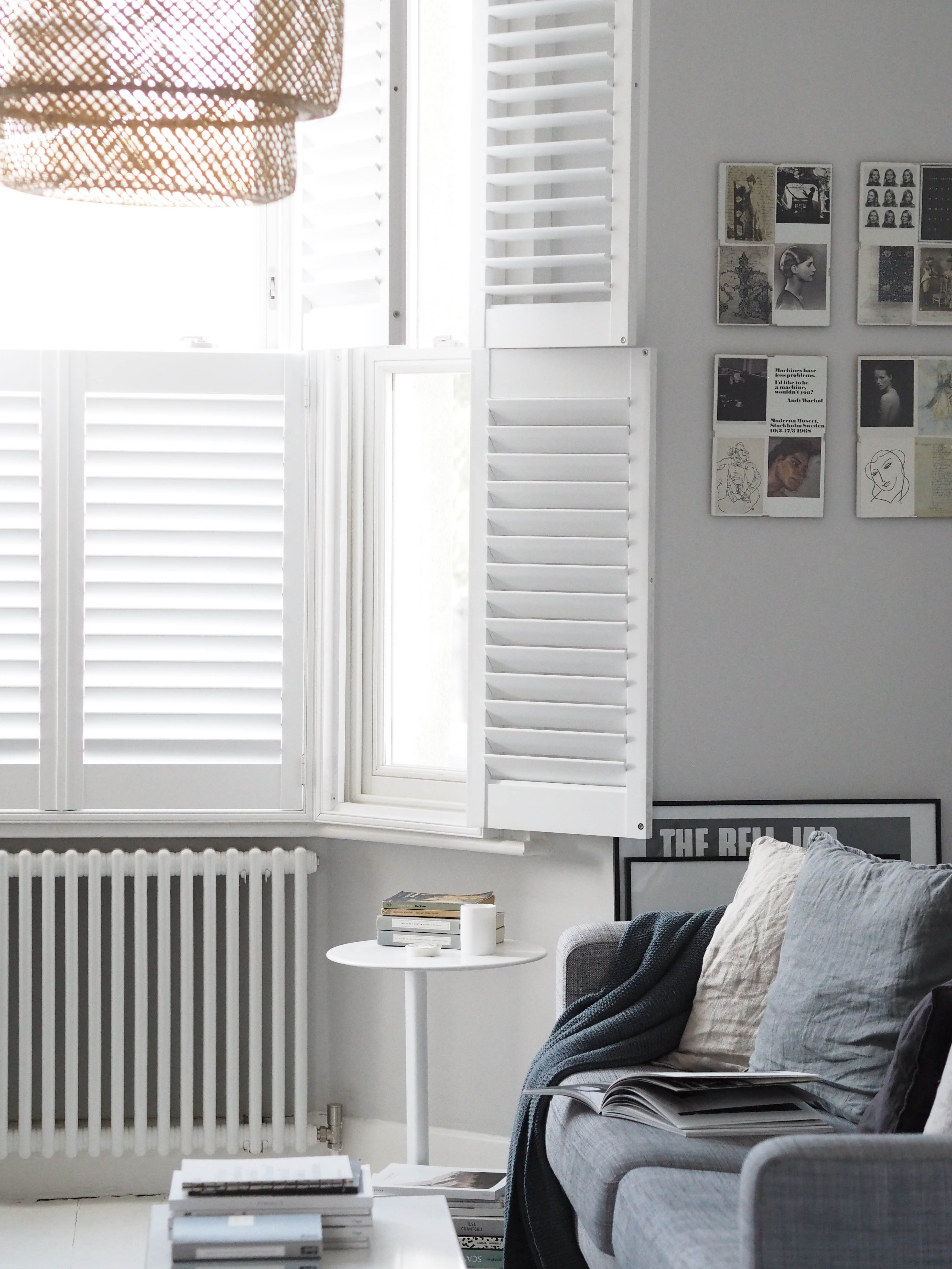 pictures of light grey living rooms room sets walmart #cshhouserefurb: wooden window shutters from hillarys ...
