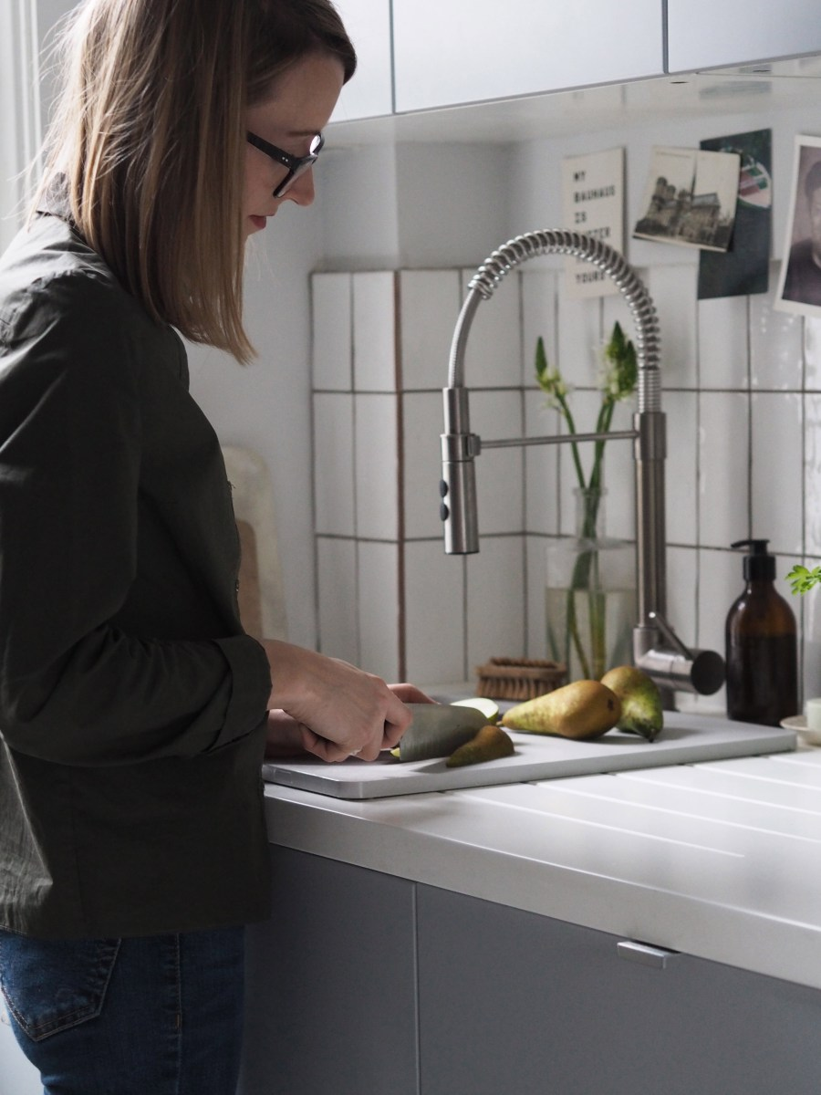 My IKEA kitchen makeover part 2 – small space storage solutions + everyday details