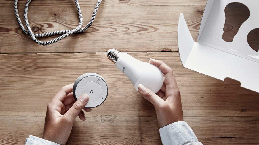 Smart lighting from IKEA