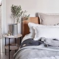 Simple everyday objects from Manufactum - soft linen bedding