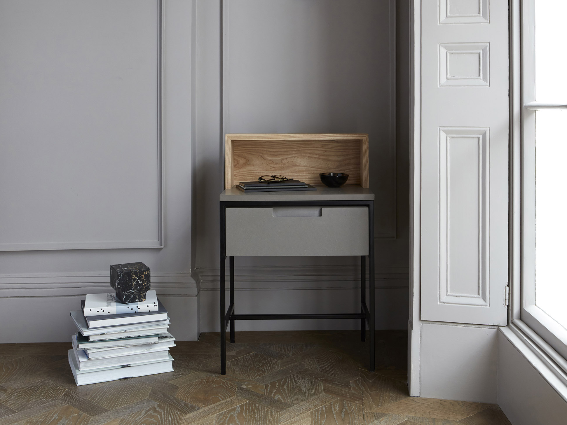 Refined Industrial Furniture By MannMade London + Giveaway!   Cate St Hill