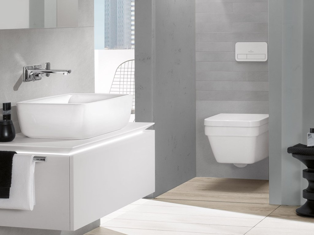 Design your dream bathroom with Villeroy & Boch