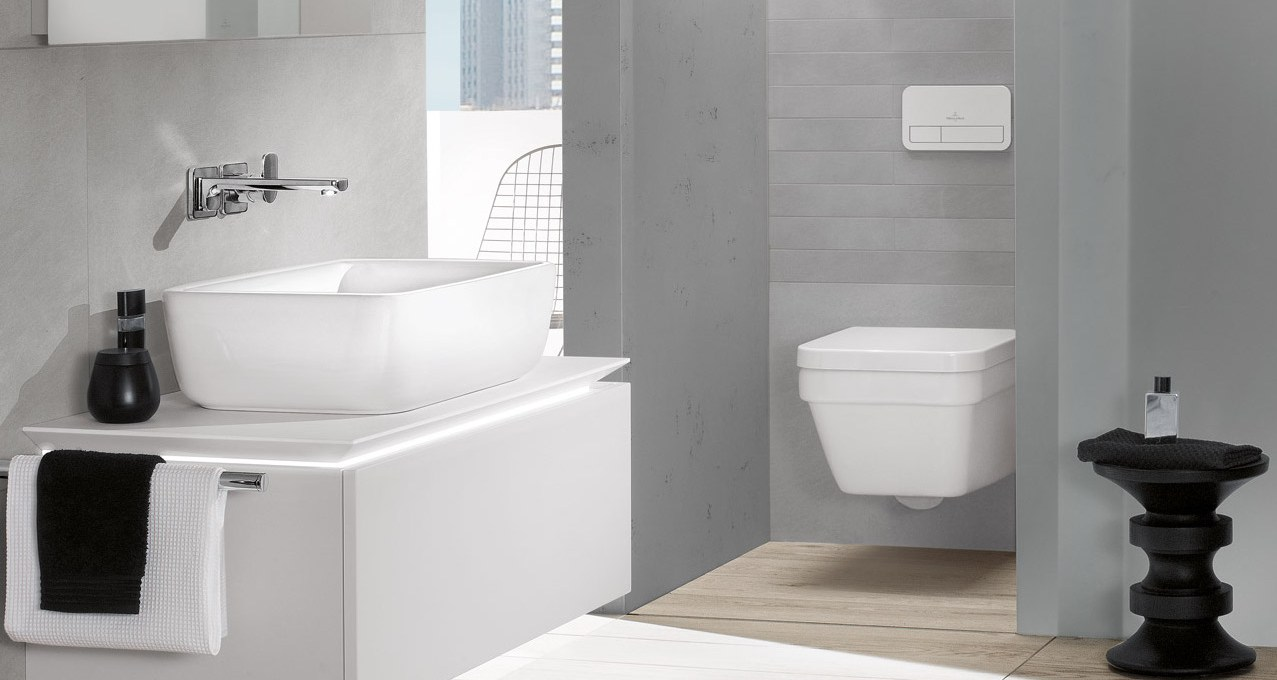 Design Your Dream Bathroom With Villeroy Boch Planning