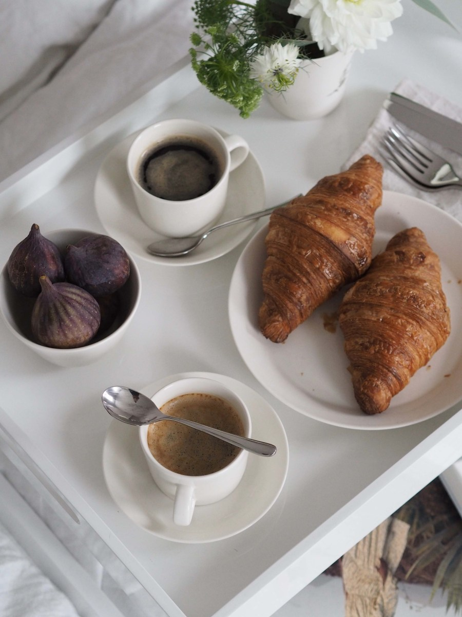 Breakfast in bed - uplift the everyday with Robert Welch cutlery
