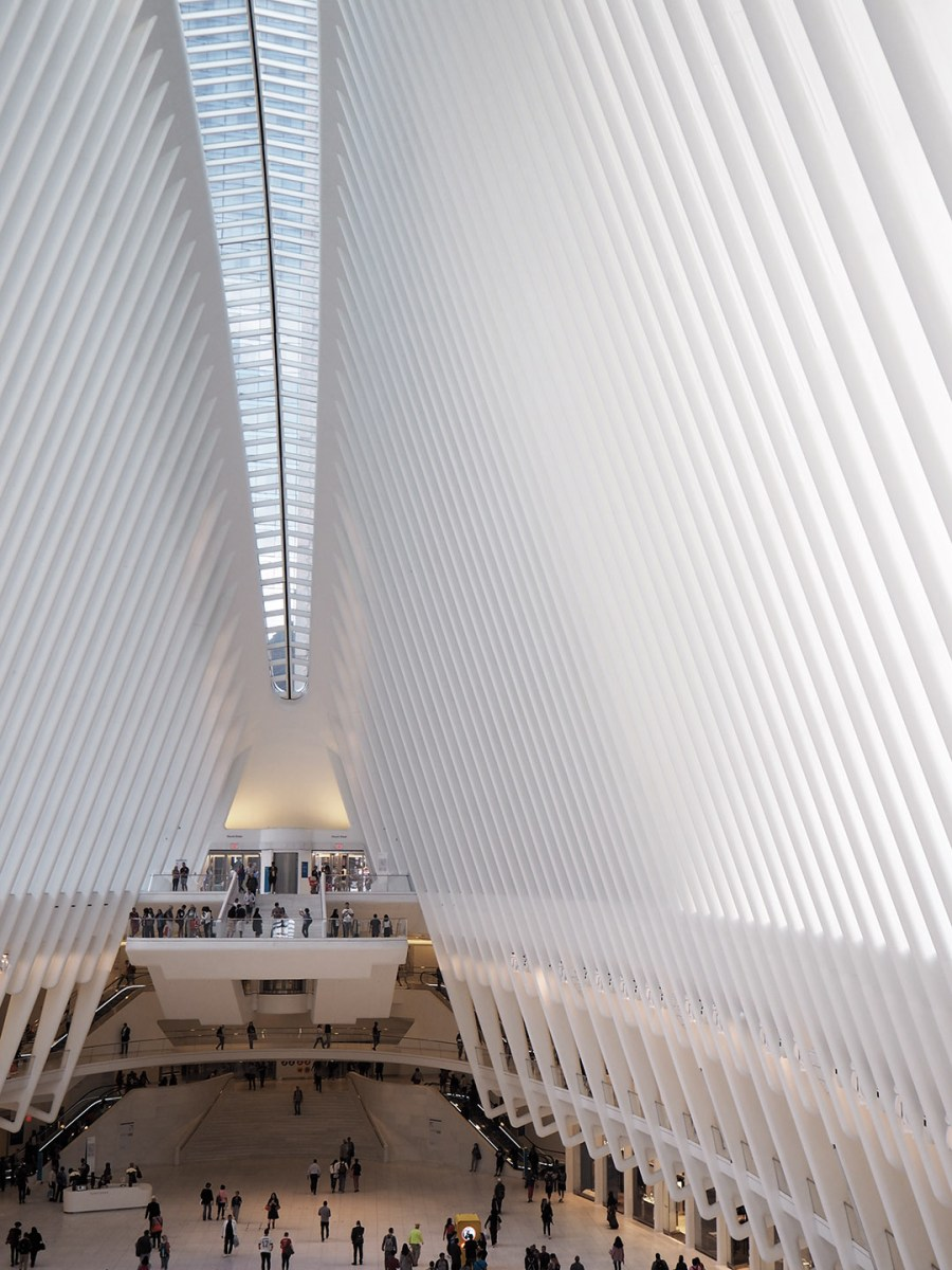 World Trade Centre Oculus, New York