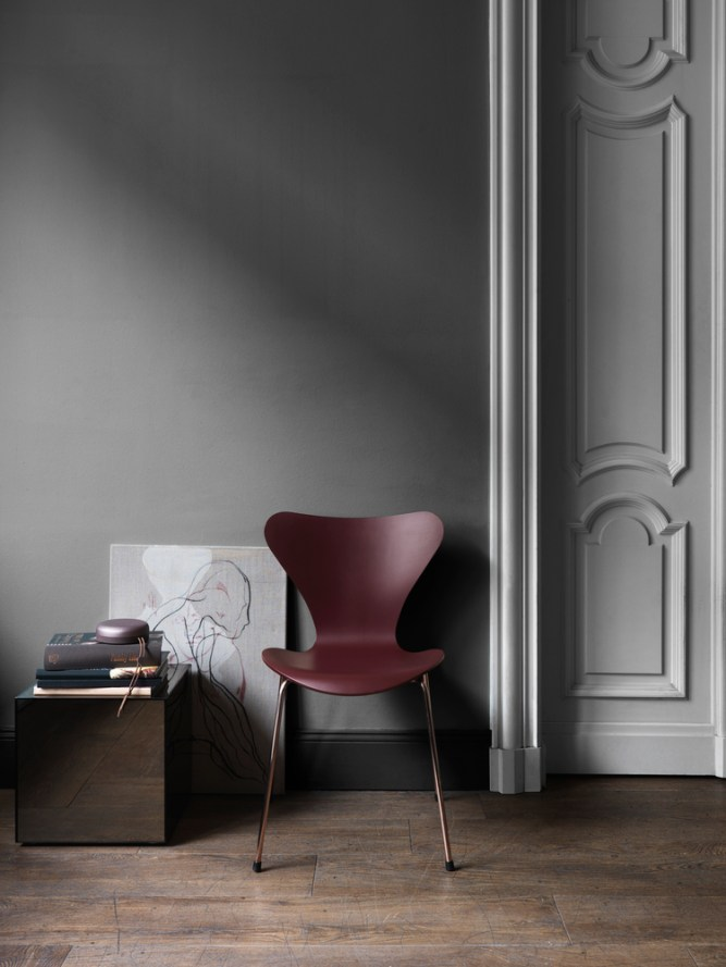 Your Home Needs This Fritz Hansen S Series 7 Chair Cate
