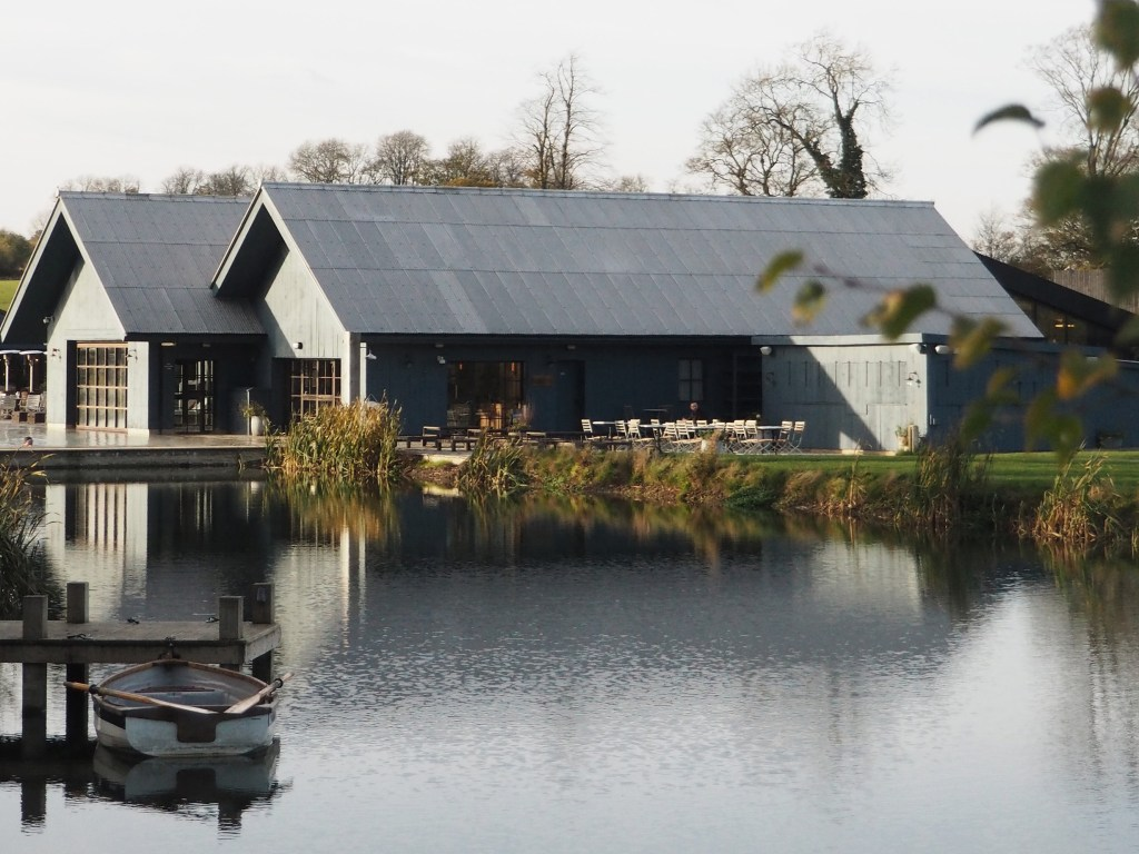 A festive stay at Soho Farmhouse with Soho Home and Pinterest