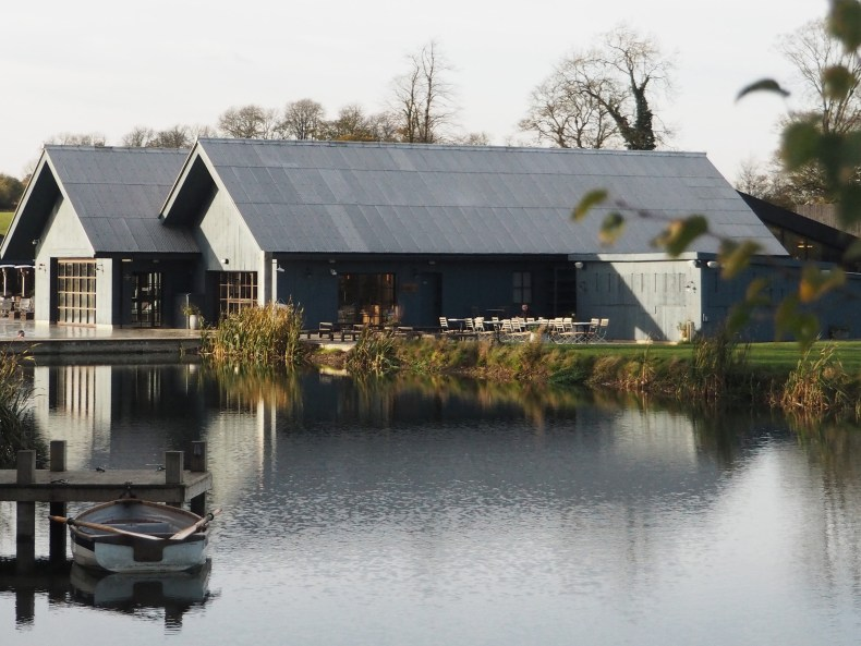 A festive stay at Soho Farmhouse with Soho Home and Pinterest