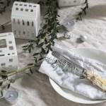 Simple, Scandinavian Christmas decorations from Kähler Design