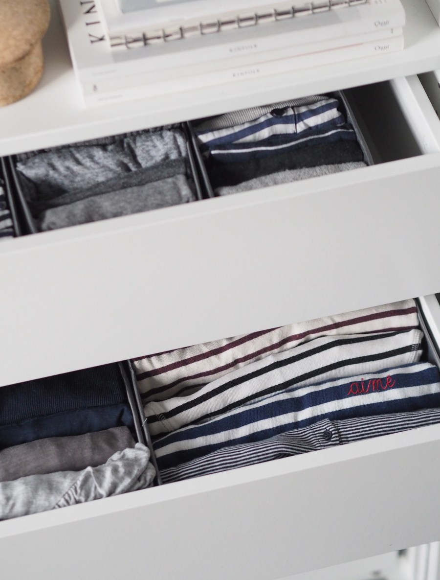 Bedroom updates: getting organised with IKEA PAX wardrobes