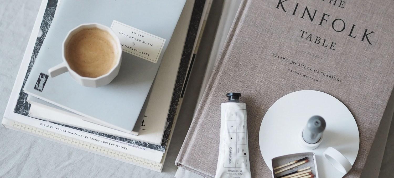 Best of minimal interior design books - Scandinavian style and considered design