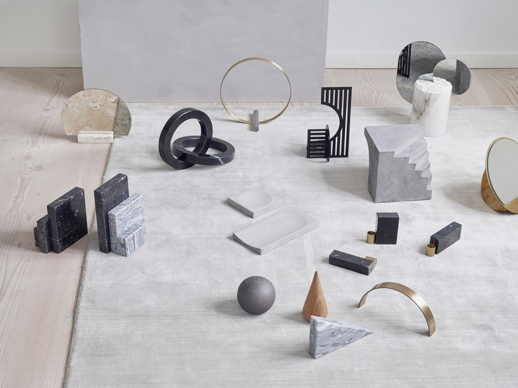 Sculptural Minimalism: New designs from Kristina Dam Studio