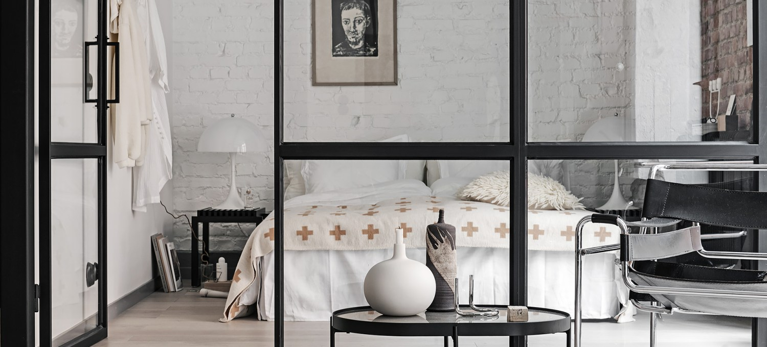 I Wish I Lived Here New York Style Loft With Crittall Style Windows