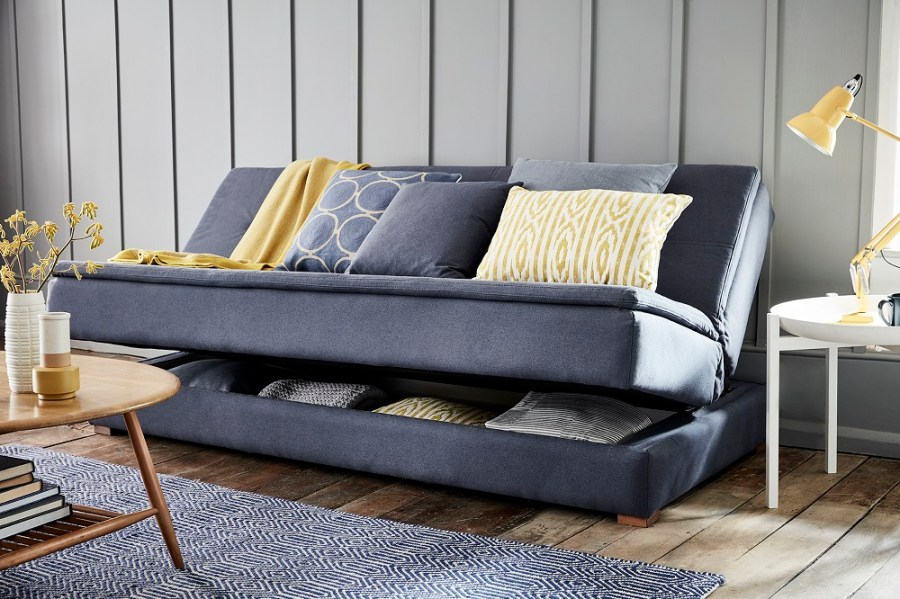12 of the best minimalist sofa beds for small spaces - Best sectionals for small spaces ...