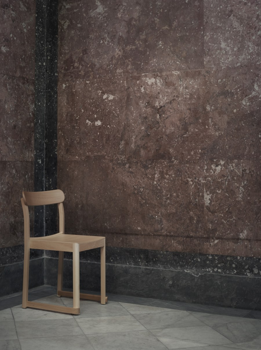 new Atelier Chair by TAF Studio