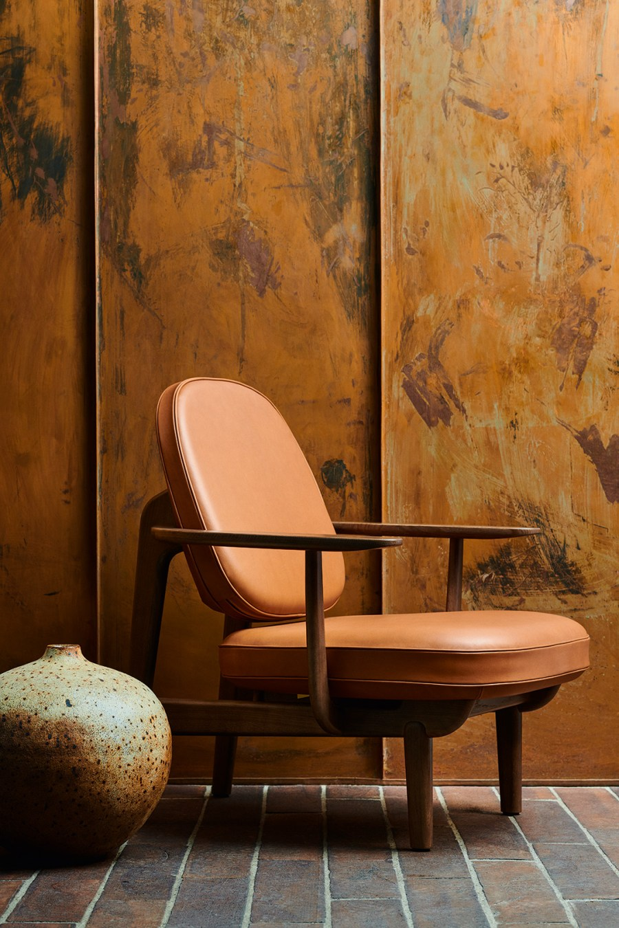 JH97 chair by Jaime Hayon for Fritz Hansen. My favourite minimalist furniture launches at Milan Design Week 2019 – part 2