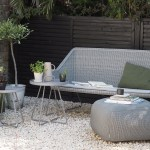 [AD] An urban oasis with minimalist outdoor furniture by Cane-line