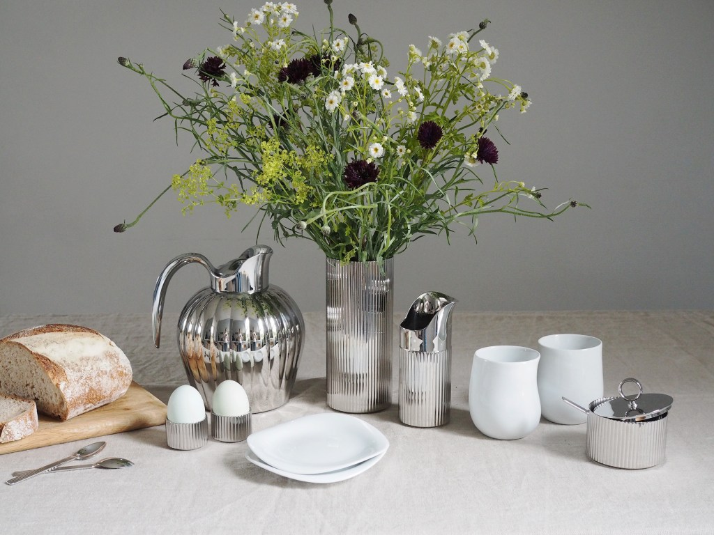 Don't just save it for best: The Bernadotte Collection from Georg Jensen [AD]