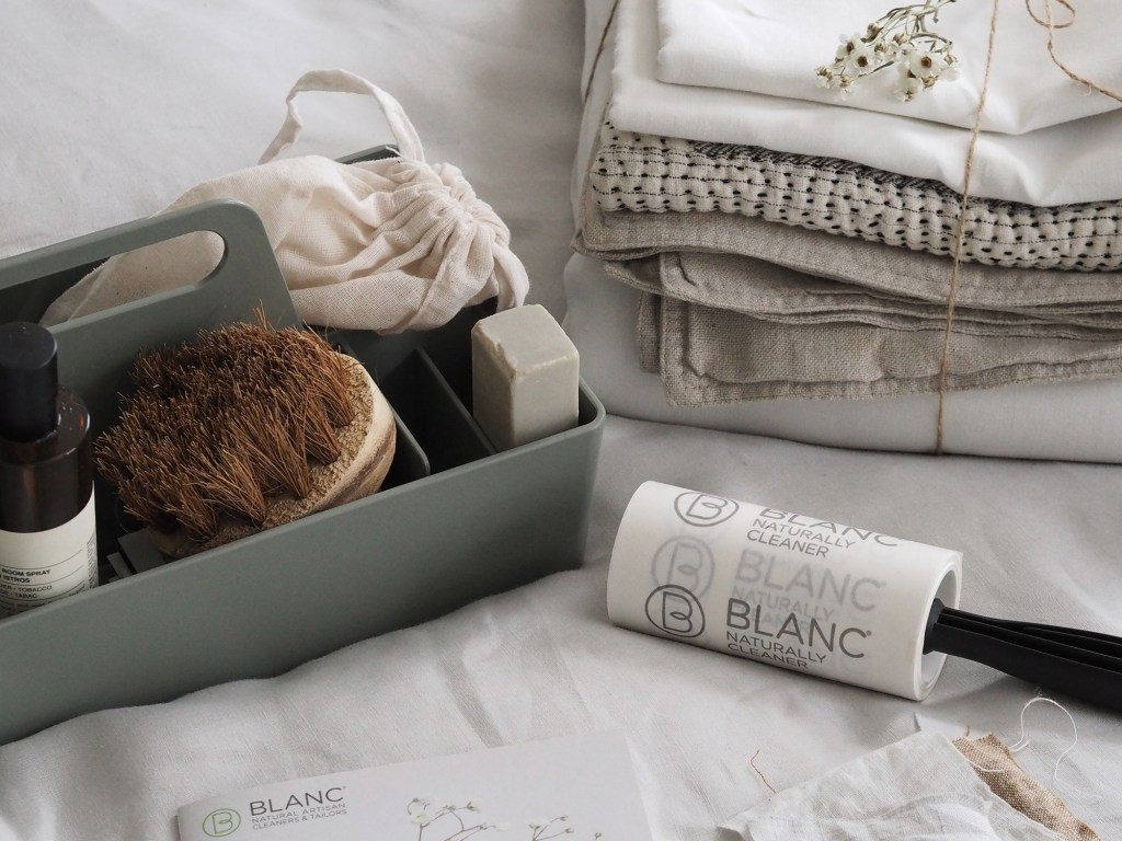 Blanc London - eco friendly dry cleaners London - how to care for your bed linen