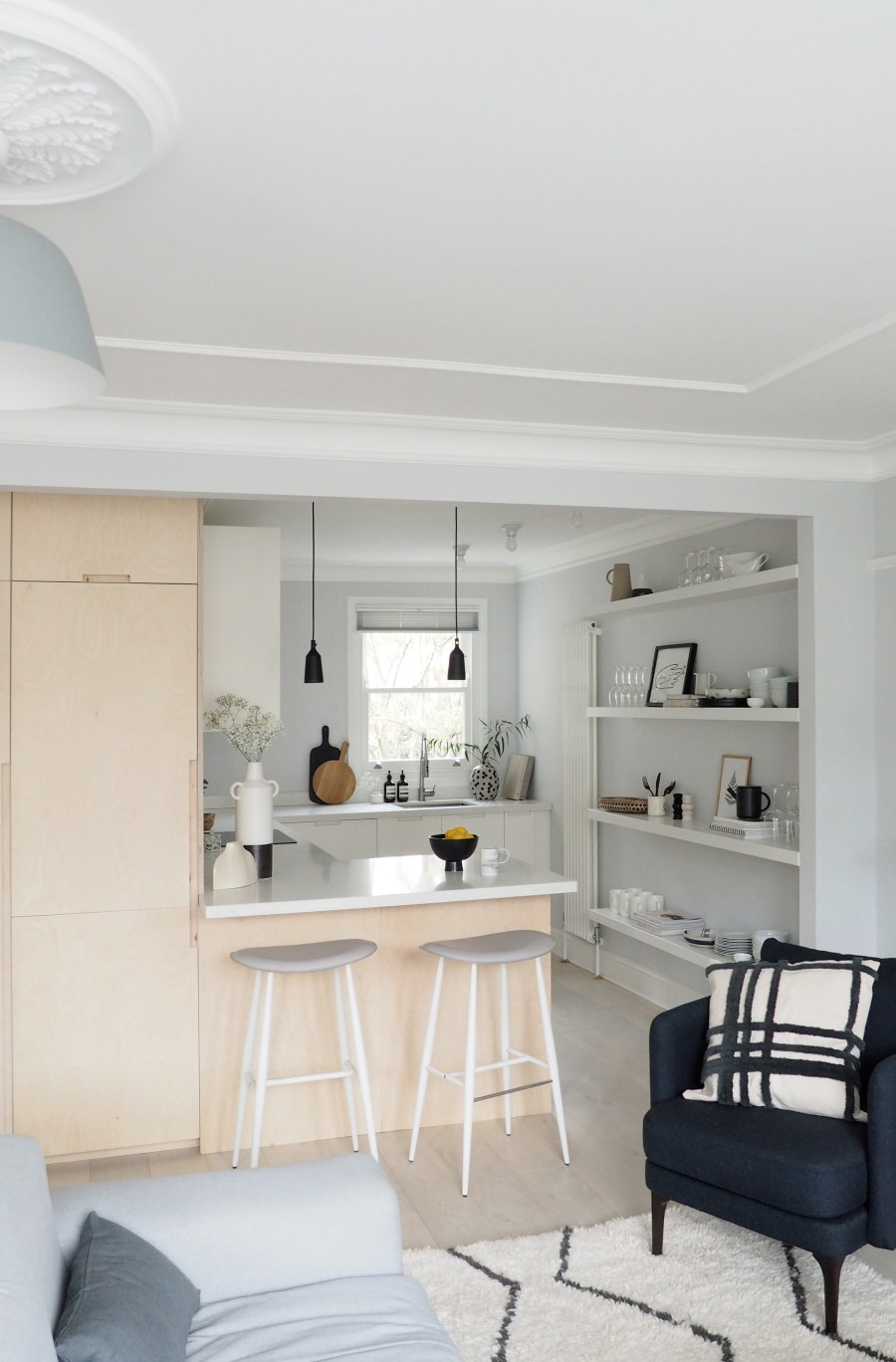 Ikea Living Room Photos new interior project: a light-filled, minimalist kitchen and