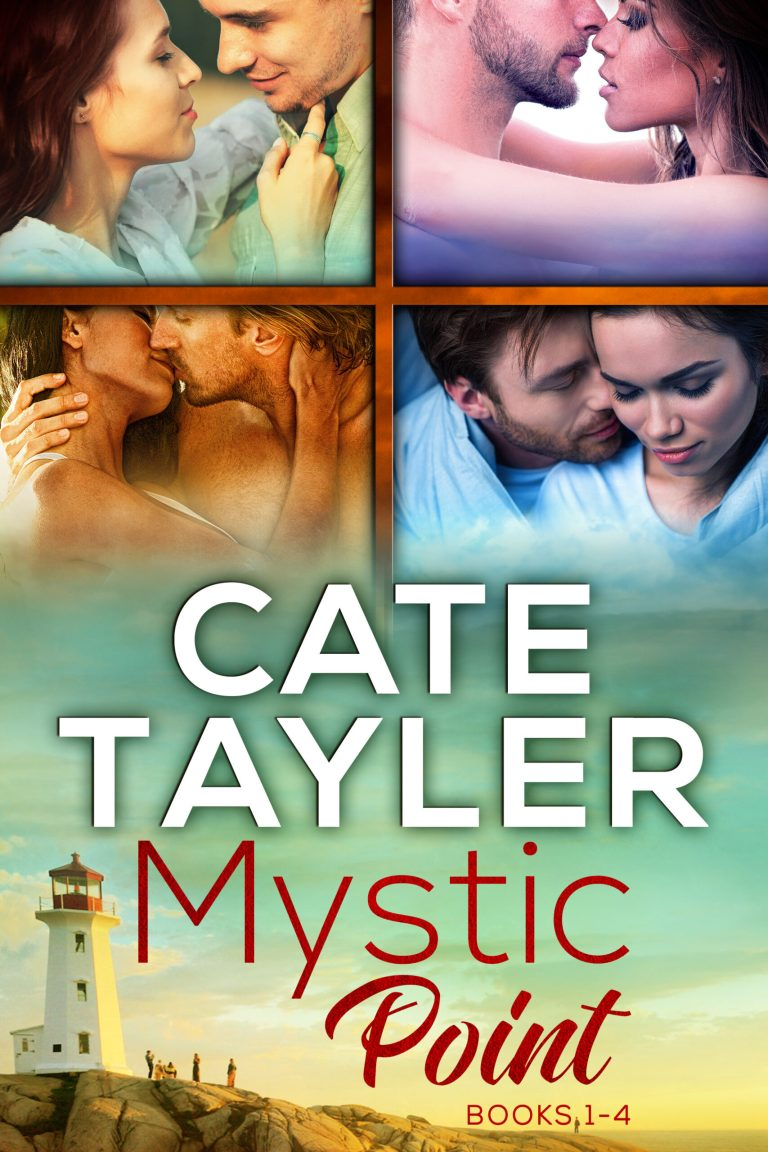 Mystic Point Boxed Set Cover
